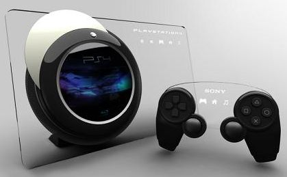Playstation 4 son design