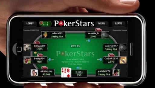 poker smartphone