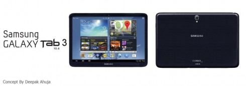 projet Samsung Galaxy Tab 3
