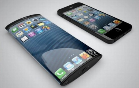 iphone courbe