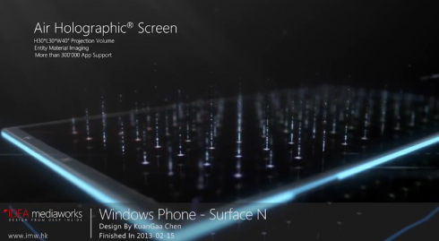 concept Windows Phone N