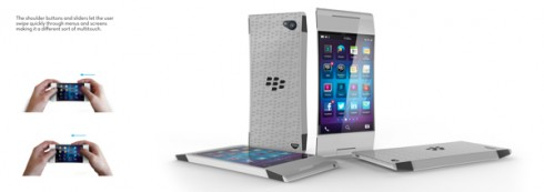 BlackBerry TDH