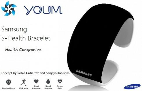 Samsung Health Bracelet