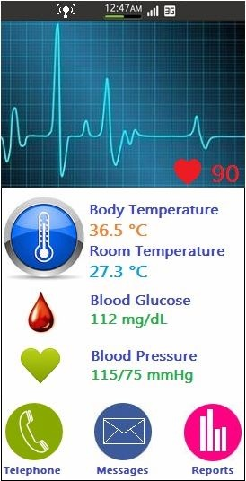 configuration du Samsung Health Bracelet