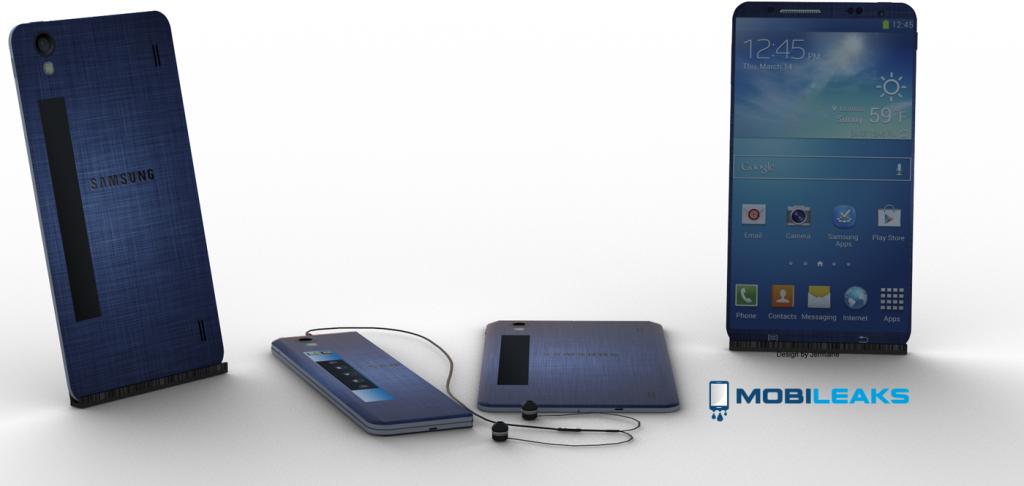 Galaxy S5 en photo
