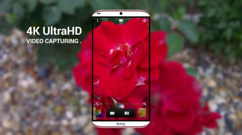 HTC video 4k