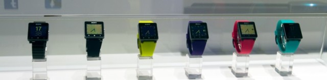 SmartWatch3 montre sony