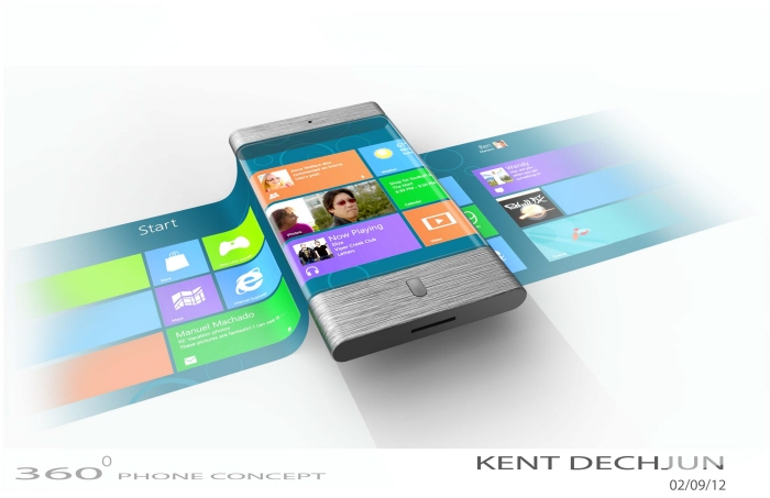 concept Kent Dechjun