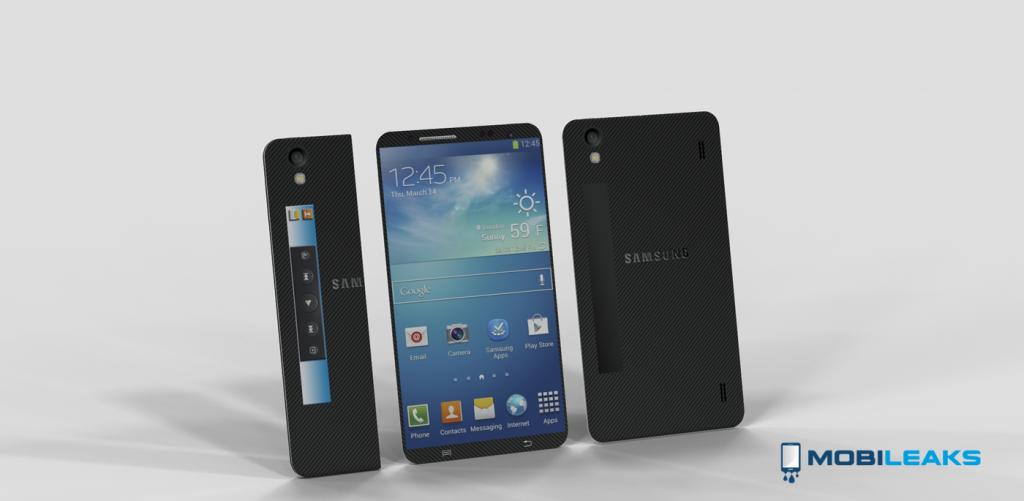prototype Samsung Galaxy S5