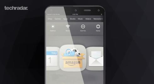 Amazon Phone concept