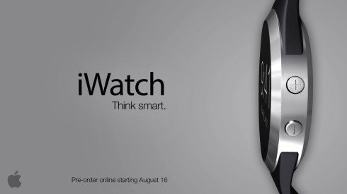 iWatch think smart