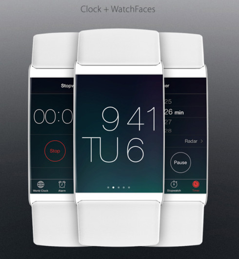 iwatch edgar rios watchfaces