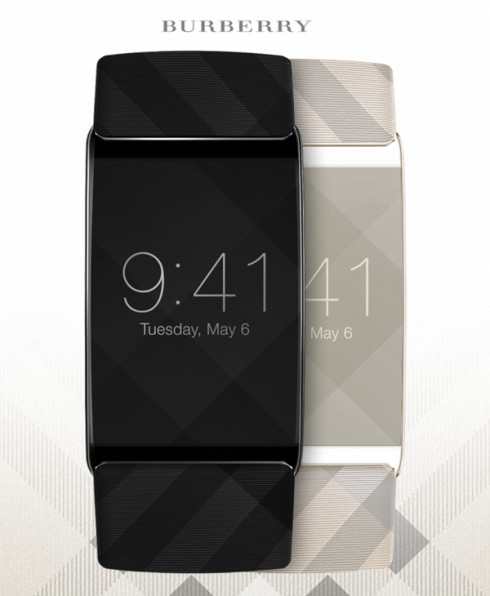 iwatch edgar rios burberry