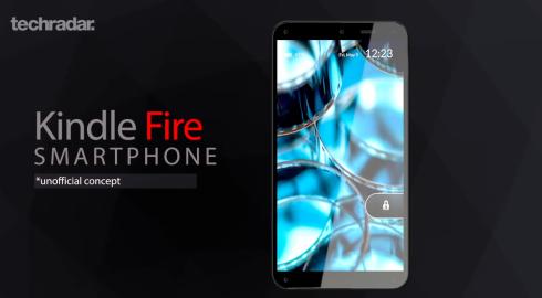 kindle fire smartphone
