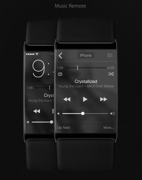 iwatch edgar rios music