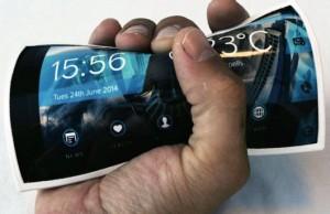 Smartphone Portal 600 : portable souple