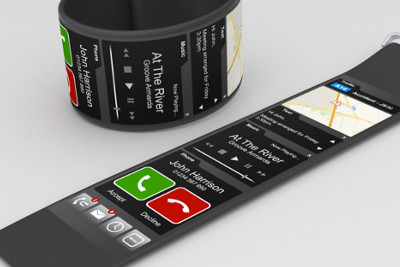 ecran oled flexible signé flexenable