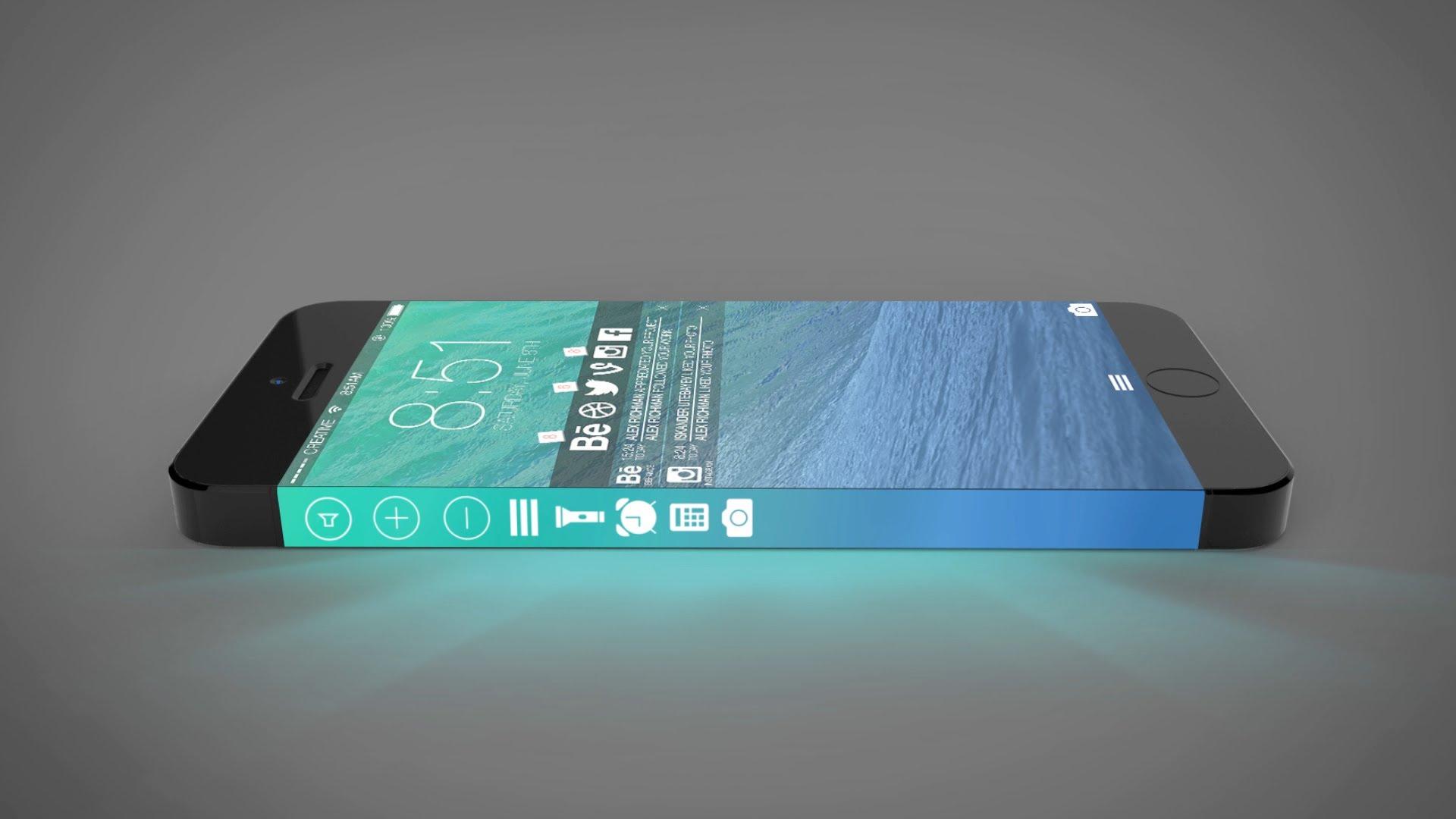 L' iPhone 7 étanche et doté d'un écran flexible ?