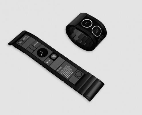 Le Wove : un bracelé connecté vraiment flexible