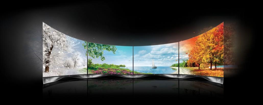 Des écrans OLED par LG