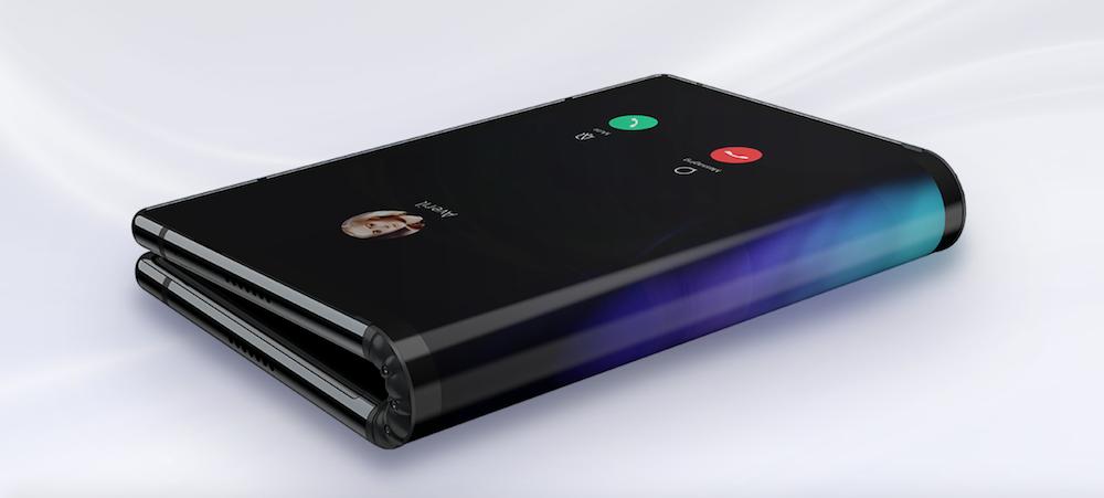 Smartphone pliable FlexPai de Royole
