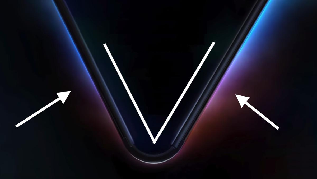Smartphone pliable de Huawei