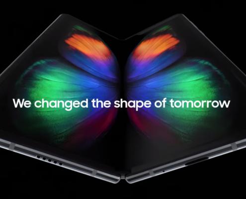 Samsung Galaxy Fold: Unveiling
